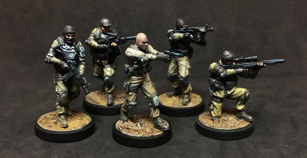 District 9 Miniatures #2 - Weta Workshop
