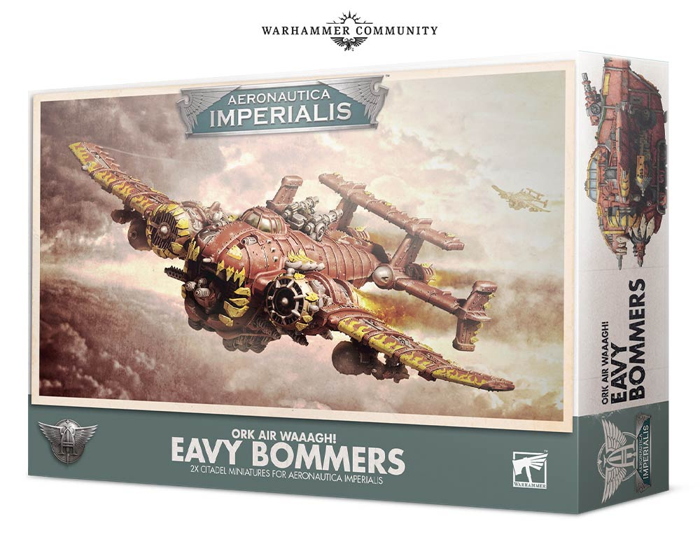 Eavy Bommers - Games Workshop
