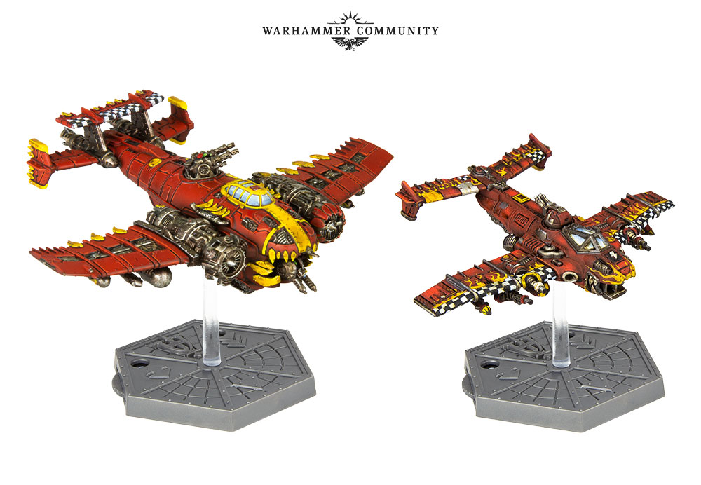 Eavy Bommers Miniature - Games Workshop