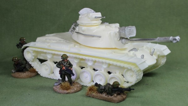 Empress Miniatures Roll Out The M48 Patton