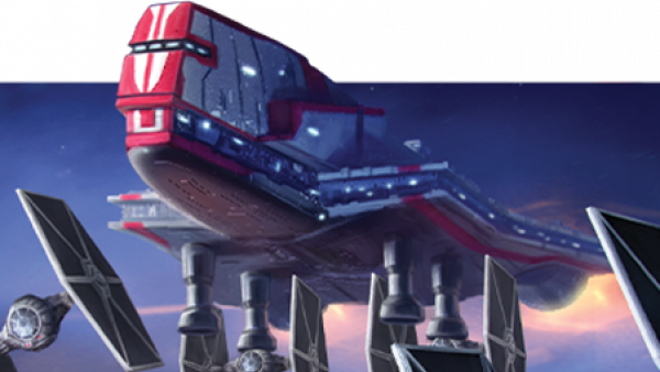 Huge Ships Hove Into View In Fantasy Flight Games' X-Wing
