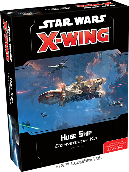 FFG X-Wing Huge Ships Conversion Box