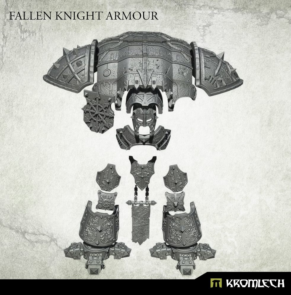Fallen Knight Armour - Kromlech