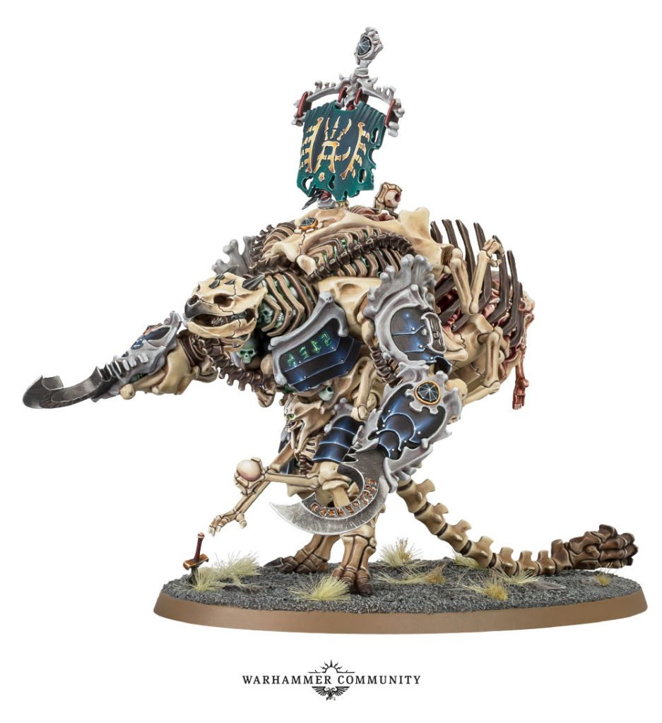 Gothizzar Harvester #1 - Games Workshop