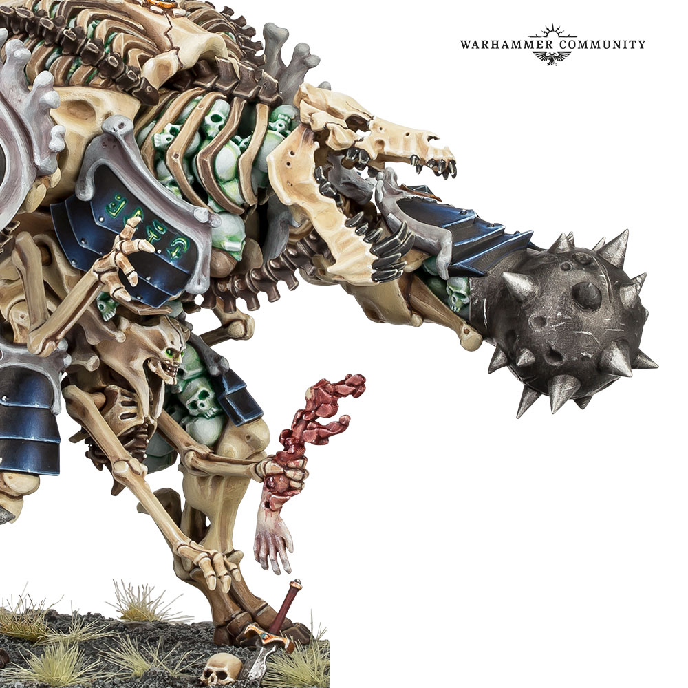 Gothizzar Harvester #3 - Games Workshop