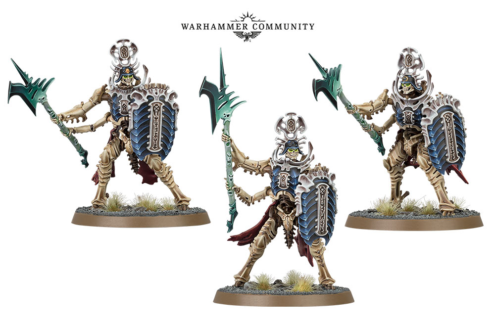 Immortis Guard - Games Workshop