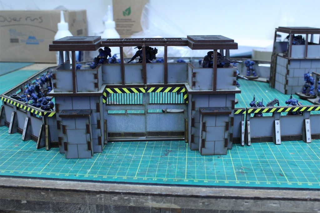 Lasercut Architect Gatehouse