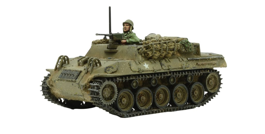 M39 Armoured Utility Vehicle - Warlord Games