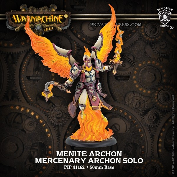 Menite Archon - Privateer Press