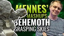 Mennes' Mini Mash-Up: Dynamic Custom Behemoth – Part Two