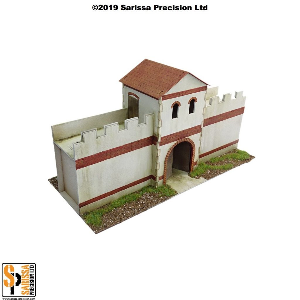 Mile Fort Tower Gate - Sarissa Precision
