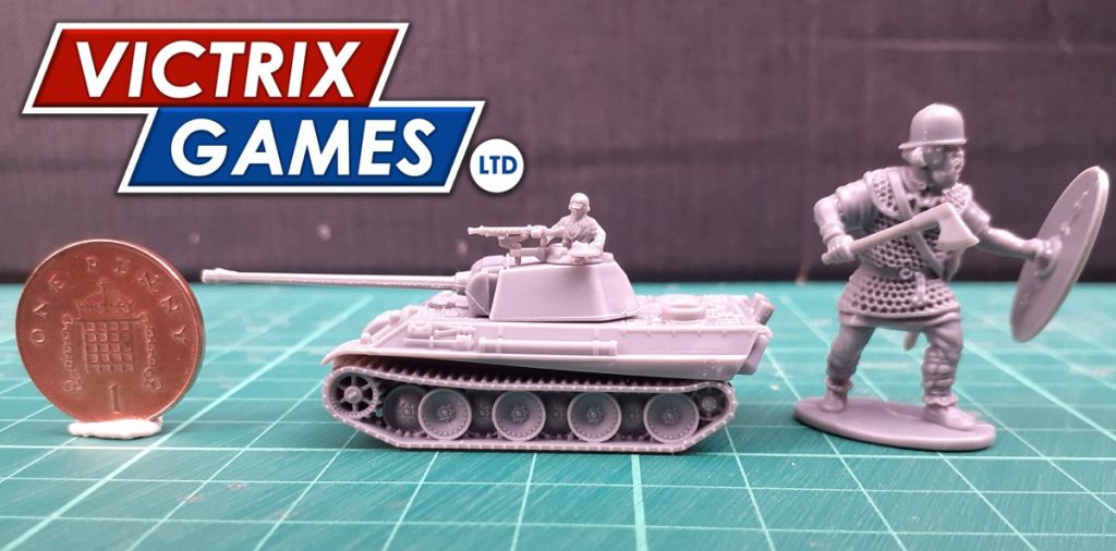 Model Preview (Scale) - Victrix Games