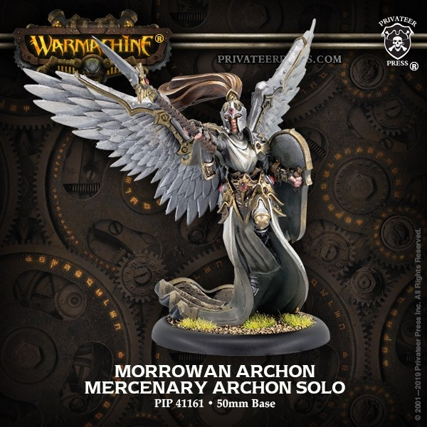 Morrowan Archon - Privateer Press