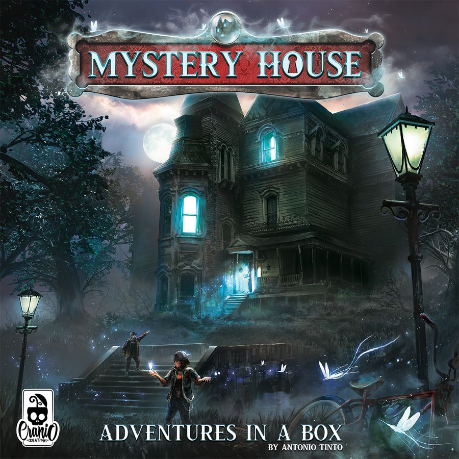 Mystery House Adventures In A Box - Cranio Creations