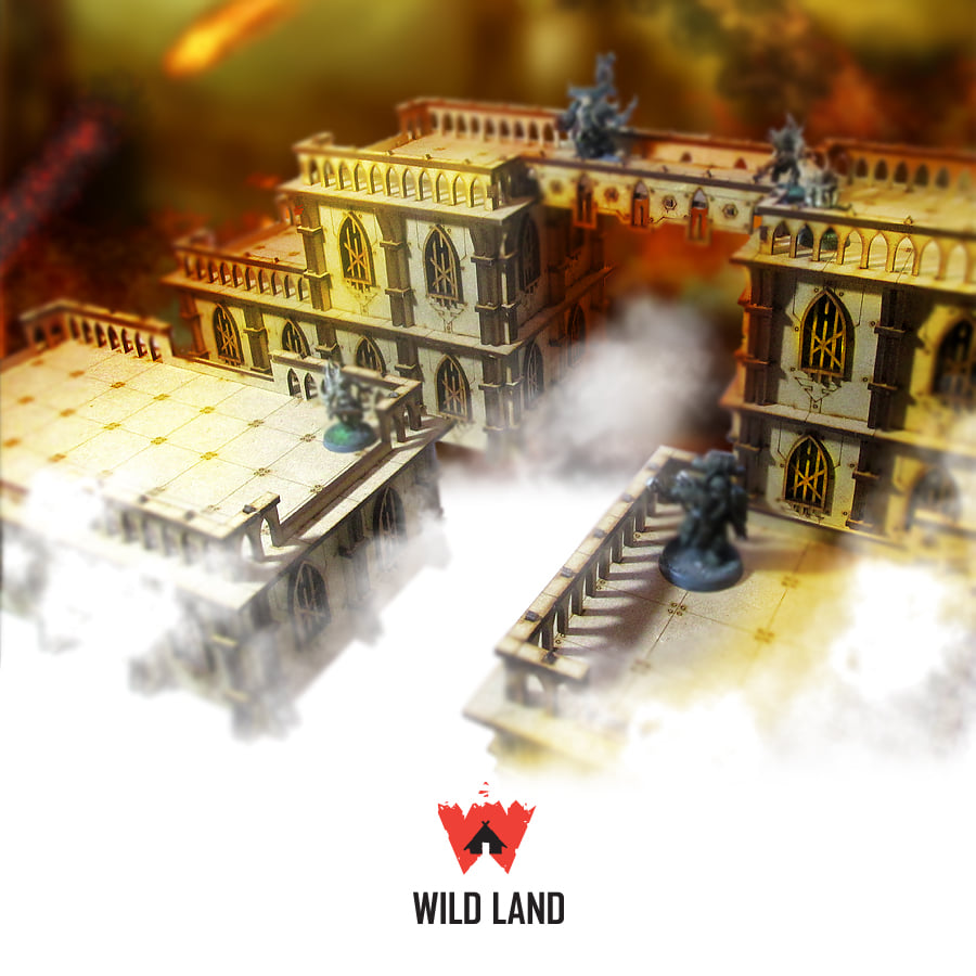 New Terrain Preview - Wild Land