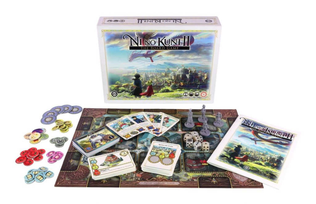 Ni No Kuni 2 Board Game - Steamforged Games