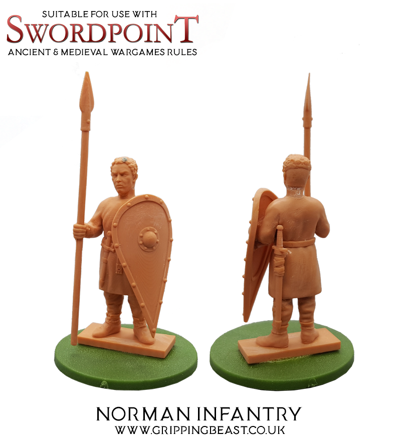 Normany Infantry Alt - Gripping Beast