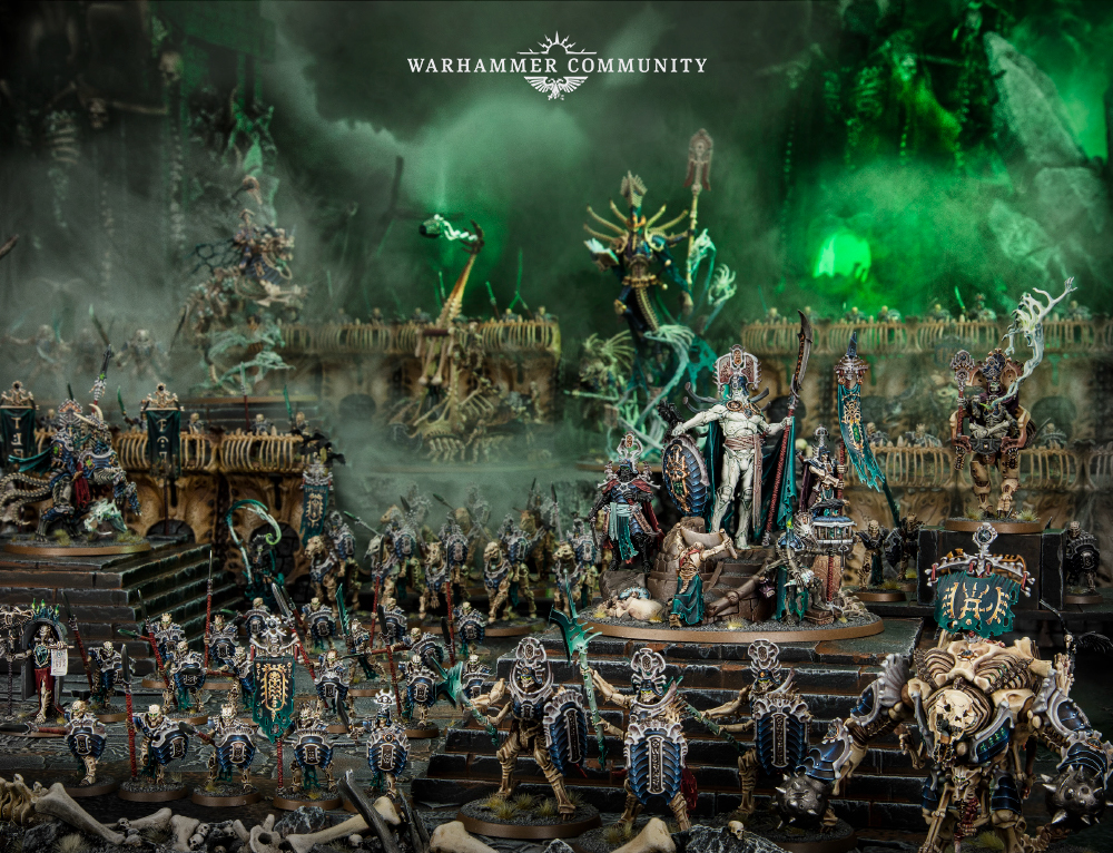 Ossiarch Bonereapers - Games Workshop