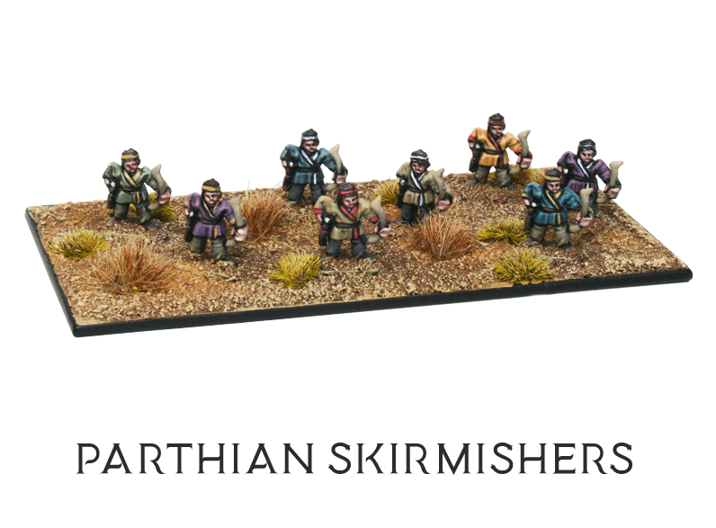 Parthian Skirmishers - Gripping Beast