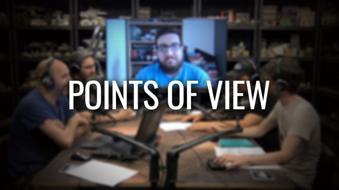 Points Of View: Fez Love & Alien Historical Wargaming?