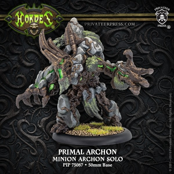 Primal Archon - Privateer Press