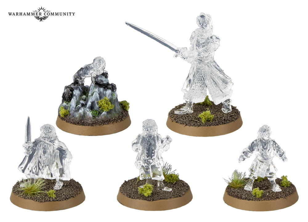 Ringbearer Set - Games Workshop