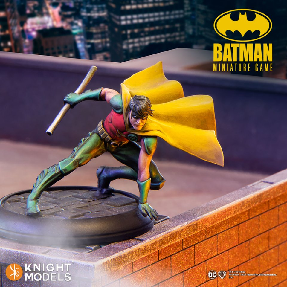 Robin Jason Todd - Knight Models