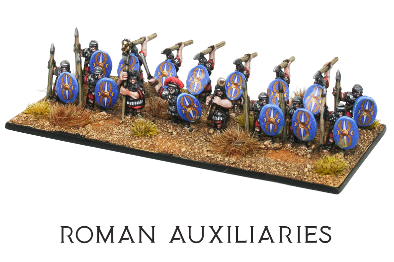 Roman-Auxiliaries-Gripping-Beast