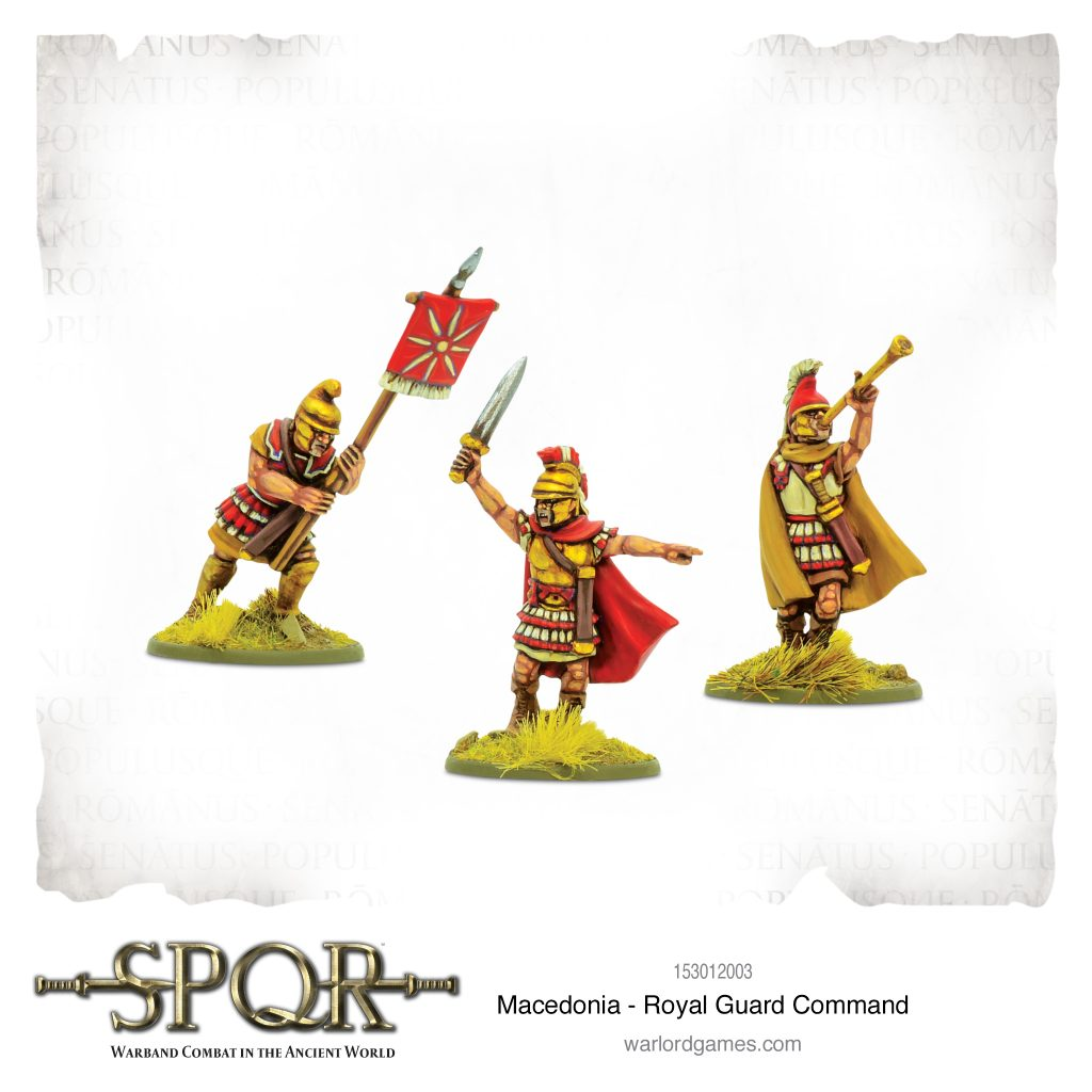 Royal Guard Command - Warlord Games