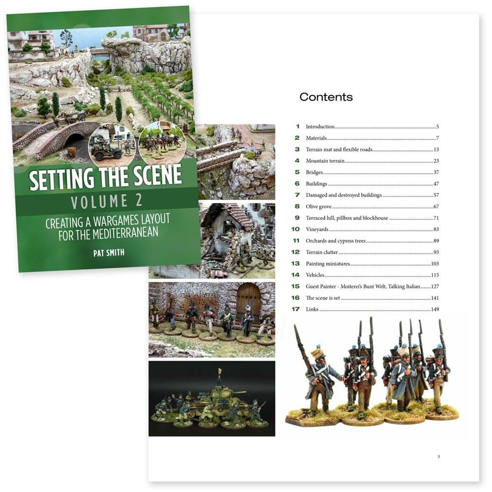 Setting the scene Vol II Contents