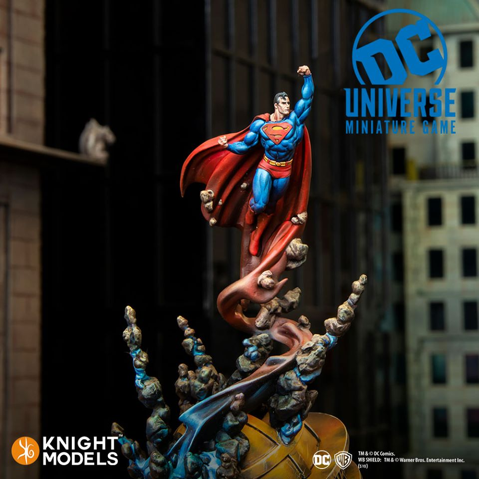 Superman - Knight Models