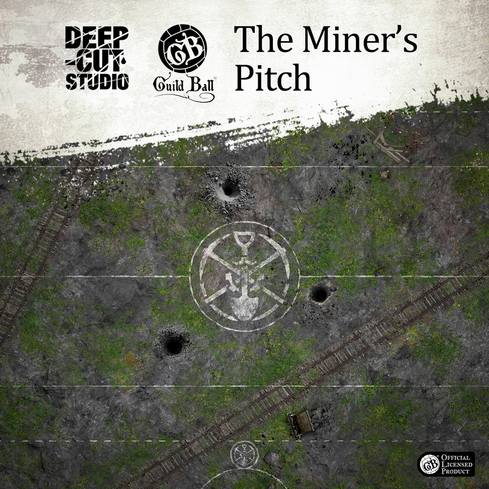 The Miner's Guild Pitch - Deep Cut Studio