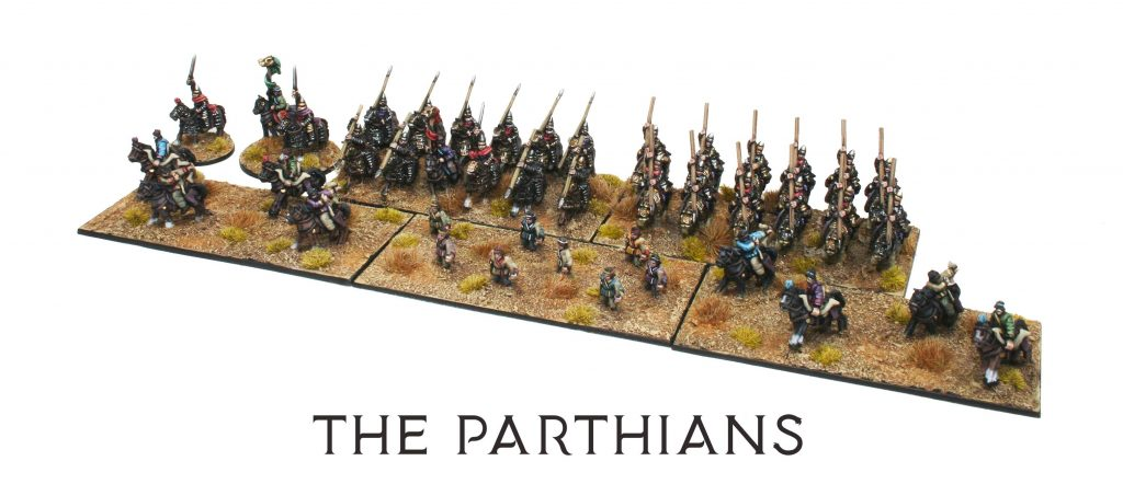 The Parthians Army - Gripping Beast