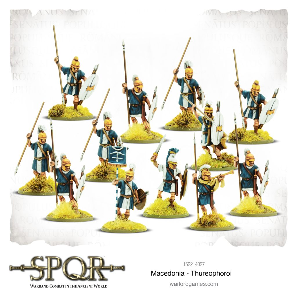 Thureophoroi - Warlord Games