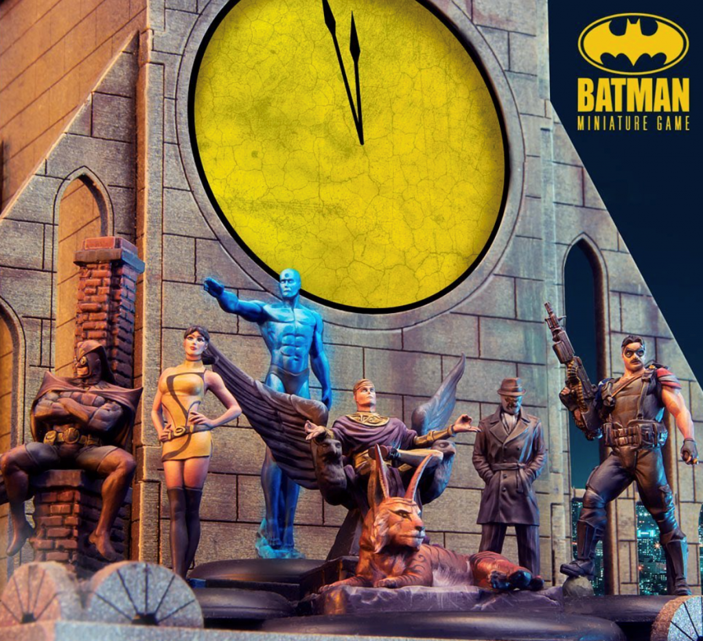Watchmen - Knight Models