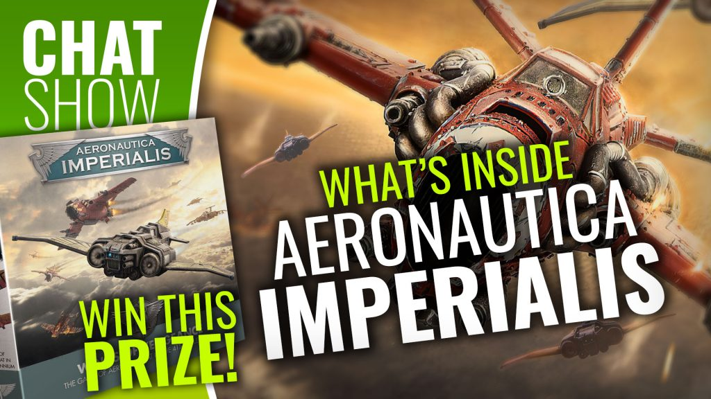 Weekender: D-Day German Launch & WIN Aeronautica Imperialis