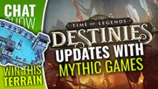 Weekender: Time Of Legends: Destinies Unveiled & WIN Sci-Fi Defences