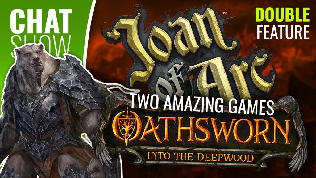 Weekender: WIN Joan Of Arc Siege Box & Oathsworn Adventure Into The Deepwood