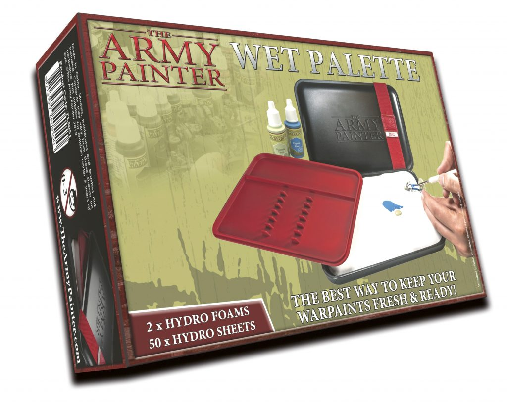 Wet Palette - The Army Painter