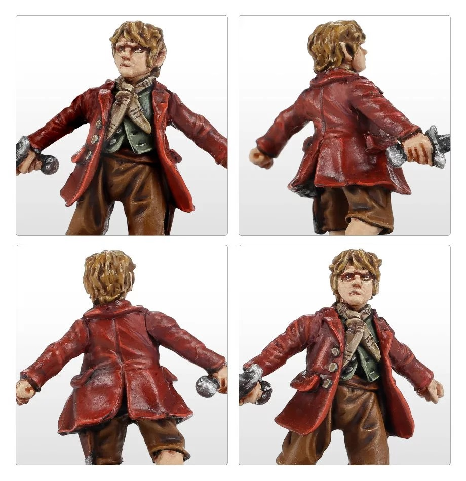 Young Bilbo #2 - Forge World