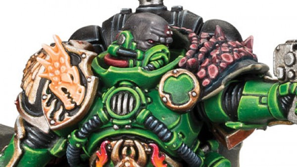 Fight Through The Fire & Fists With New 40K Previews