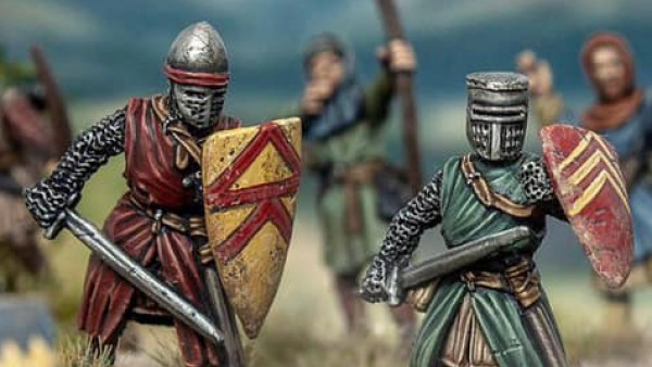 The Barons' War Unfolds On Kickstarter From Hobday & Hicks