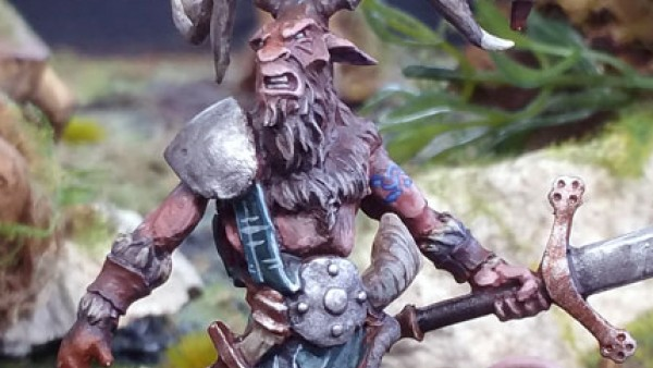 The Beastfolk Wander The Forests Of Warploque's ArcWorlde