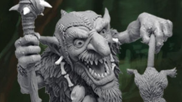 Fun & Funky 54mm ForestKith Goblins Pop Up On Kickstarter