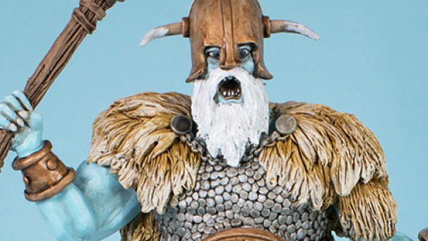 Badger Unleash Frost Giants From Their Mountain Homes