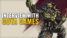Interview Time! Talking Barbarians & Orcs With Goya Games