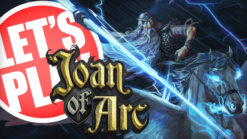 Let's Play Joan of Arc: Old God Rising