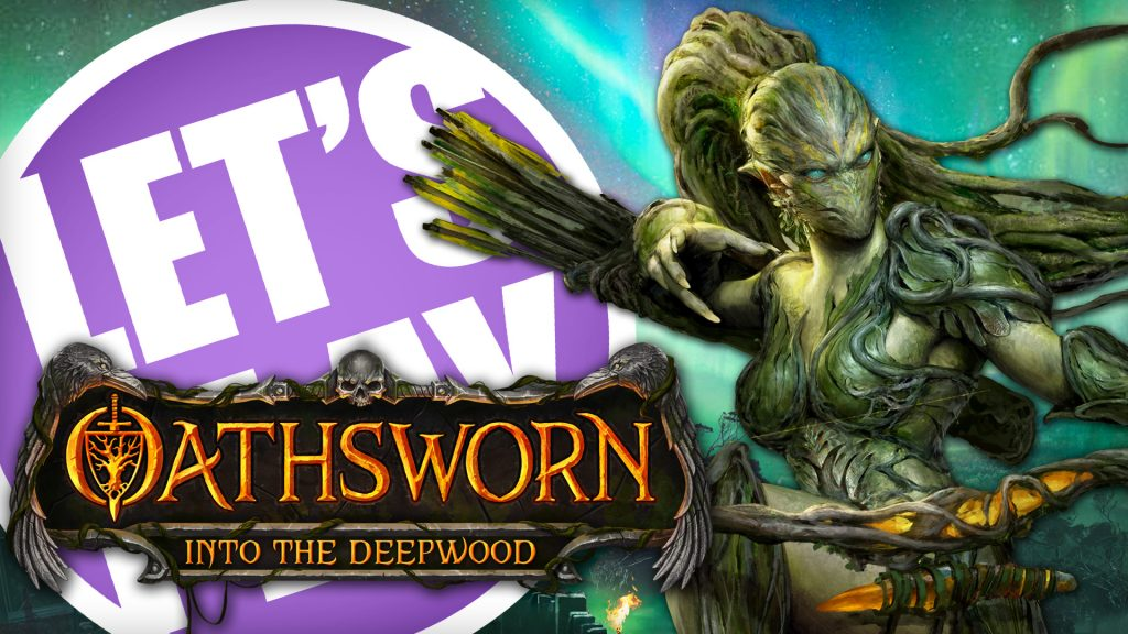 Let's Play: Oathsworn - Encounter with the Brood Mother