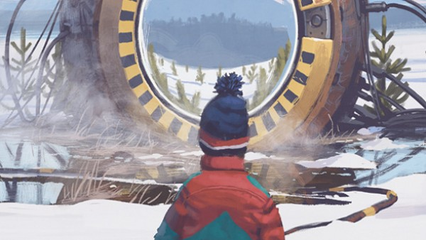Travel Through Time In New Tales From The Loop Expansion