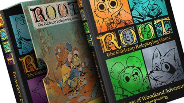 Delve Into Root With Clockwork Expansion & RPG!